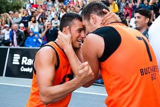#7 Catalin Vlaicu. Team Bucharest. 2014 World Tour Prague.