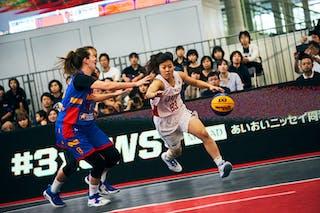 23 Mai Yamamoto (JPN) - Game2_Pool A_Japan U23 vs Mongolia