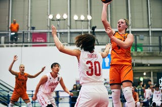 9 Esther Fokke (NED) - Game5_Pool B_Japan vs Netherlands