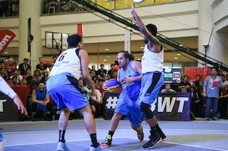 Manila West v Auckland, 2015 WT Manila, Pool, 1 August 2015