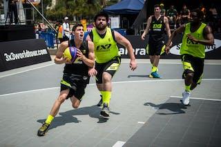 #6 Di Biase Rodolfo, Team Concordia, FIBA 3x3 World Tour Rio de Janeiro 2014, 27-28 September.