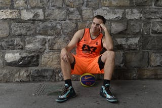 Team Trbovlje, FIBA 3x3 World Tour Lausanne 2014, 29-30 August.