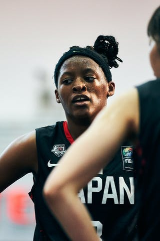 3 Stephanie Mawuli (JPN)