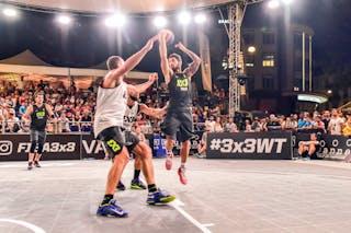 6 Stefan Kojic (SRB) - 5 Aleksandar Ratkov (SRB) - 5 Damiano Verri (ITA) - 2 Gionata Zampolli (ITA)