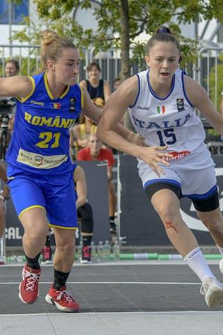 15 Clara Rosini (ITA)