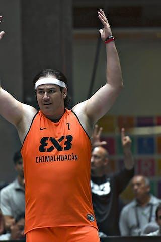 7 Sergio Garcia NuñEz Proudiant (CAN) - Saskatoon v Chimalhuacán, 2016 WT Mexico City, Last 8, 17 July 2016