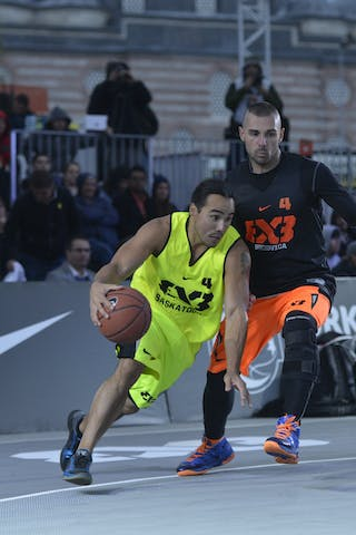 #4 Saskatoon (Canada) Brezovica (Slovenia) 2013 FIBA 3x3 World Tour final in Istanbul
