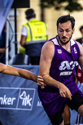 6 Thierry Marien (BEL) - 5 Nick Celis (BEL)