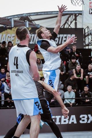 3 Aron Roijé (NED) - 6 Bikramjit Gill (IND) - 4 Sjoerd Van Vilsteren (NED)