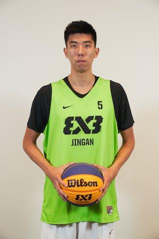 5 Shiqian Huang (CHN)