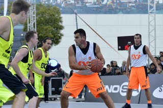 #5 Kranj (Slovenia) 2013 FIBA 3x3 World Tour final in Istanbul
