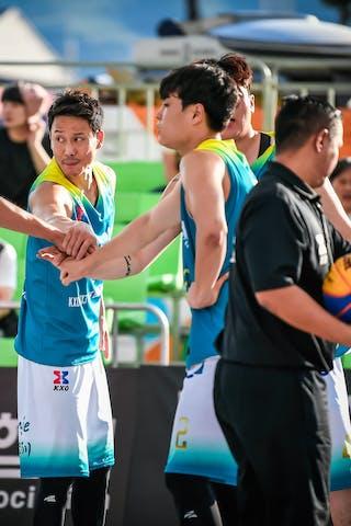 1 Hee Hoon Kwak (KOR) - 3 Park Raehun (KOR) - 2 Kim Hun (KOR)