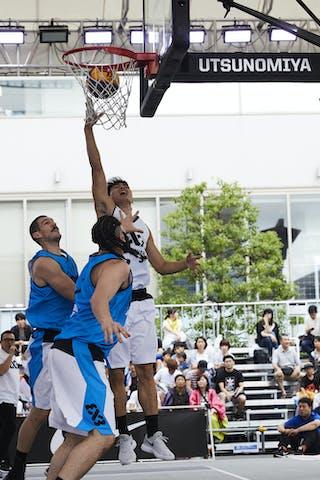 4 Bingqiang Zeng (CHN) - Pool 1 B 2: Dongguan MC vs. Auckland