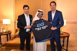 Press Conference Abu Dhabi