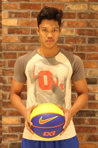 Adonis Christian Nismal 3x3 FIBA World Tour 2014 Manila #ManilaSouth #Philippines