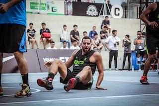 5 Tanious Serhan (LIB) - Gdansk v Beirut, 2016 WT Beijing, Pool, 16 September 2016