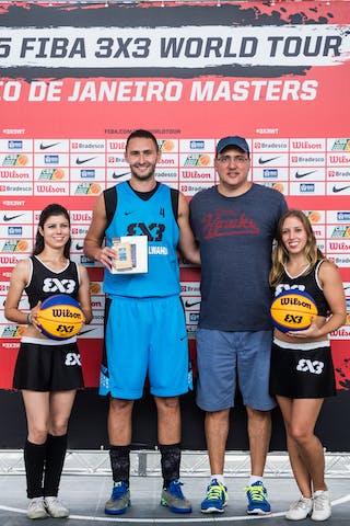 Novi Sad Al Wahda v Santos, 2015 WT Rio de Janeiro, Final, 27 September 2015