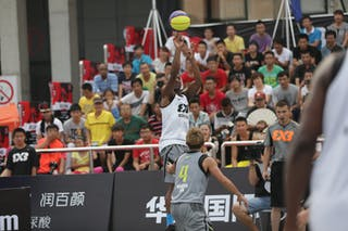 #6 Lee Benson, Team Wukesong, 2014 World Tour Beijing, 3x3game, 2-3 August.