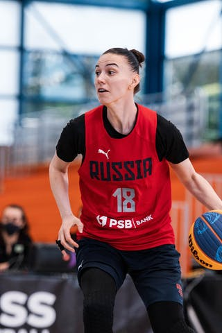 18 Anna Leshkovtseva (RUS)