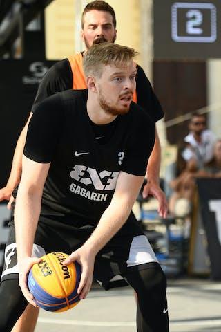 3 Aleksandr Antonikovskii (RUS)