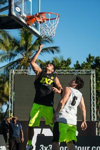 #6 SP YMCA (Brazil) Neuquen (Argentina) 2013 FIBA 3x3 World Tour Rio de Janeiro