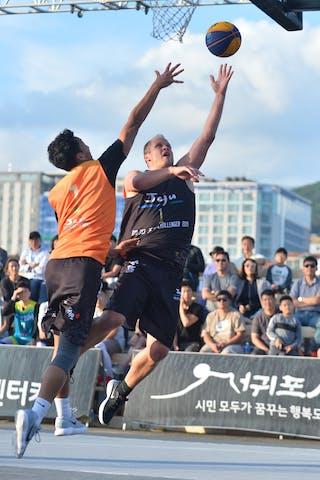 1 Gašper Ovnik (SLO) - FIBA 3x3 juej challenger