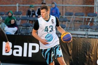 43 Kirill Pisklov (RUS)