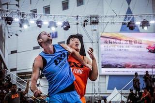5 Peng Wang (CHN) - 7 Blaz Cresnar (SLO)