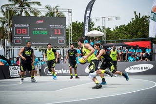 #4 Afonso Guilherme, Team Sao Paulo DC, FIBA 3x3 World Tour Rio de Janeiro 2014, Day 2, 28. September.