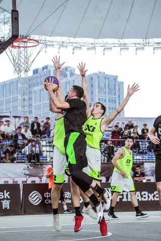5 Aleksandar Ratkov (SRB) - 3 Goran Vidovic (CHN) - 3 Mihailo Vasic (SRB)