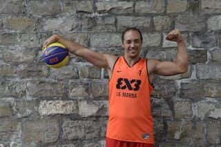 La Marsa, FIBA 3x3 World Tour Lausanne 2014, 29-30 August.