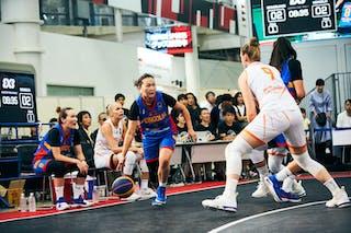9 Ganzul Davaasuren (MGL) - Game1_Mongolia vs Netherlands