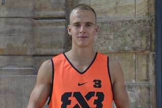 Dargais Dunk contest 2013 FIBA 3x3 World Tour Masters in Prague