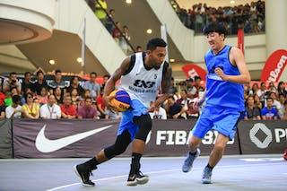 Manila West v Longshi, 2015 WT Manila, Last 8, 2 August 2015