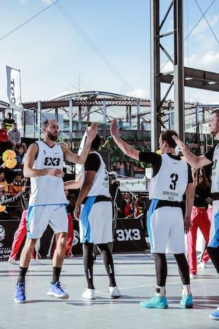 6 Dimeo Van Der Horst (NED) - 5 Jesper Jobse (NED) - 4 Sjoerd Van Vilsteren (NED) - 3 Aron Roijé (NED)