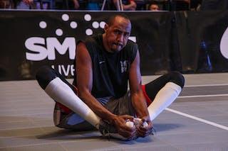 Musa Yaseen, Team Doha, 2014. World Tour Manila, 3x3game, 20. July.