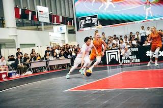 18 Sayako Ozaki (JPN) - Game3_Japan U23 vs Netherlands