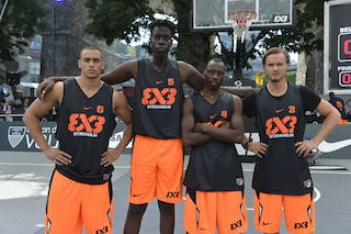 Stockholm (Sweden) 2013 FIBA 3x3 World Tour Masters in Lausanne