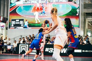 11 Jill Bettonvil (NED) - Game1_Mongolia vs Netherlands