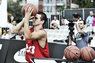 FIBA 3x3 World Tour Istanbul, September 2 RICHARD JUILLIART