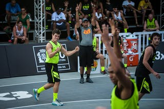 #4 Rossetto Davi, Team Fortaleza, FIBA 3x3 World Tour Rio de Janeiro 2014, 27-28 September.