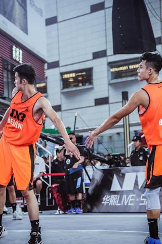 6 Tao Liu (CHN) - 5 Peng Wang (CHN) - 4 Lazar Rasic (SRB) - 4 Zhang Ziyi (CHN)