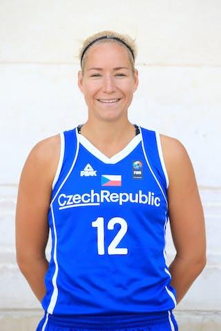 12 Klára Marečková (CZE)