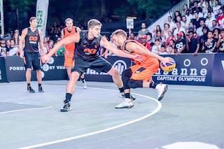 Vilnius vs Trbovlje; 2015 WT Lausanne, 29 August 2015