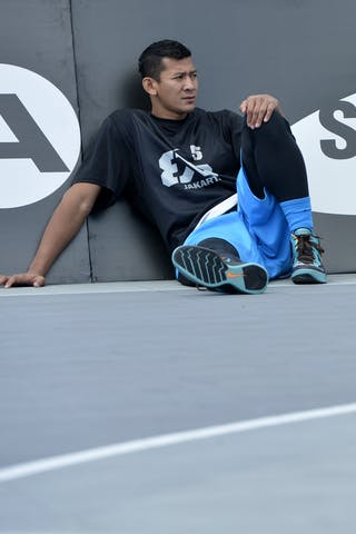 #5 Jakarta (Indonesia) 2013 FIBA 3x3 World Tour final in Istanbul