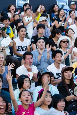 Piran v Okayama, 2016 WT Utsunomiya, Pool, 30 July 2016