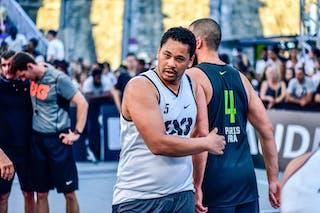 4 Charles Bronchard (FRA) - 5 Yino Martinez (SUI) - Lausanne v Paris, 2016 WT Lausanne, Last 8, 27 August 2016