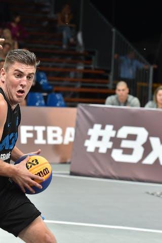 6 Nebojsa Boskovic (SRB) - 5 Mensud Julević (SLO) - Kranj v Belgrade, 2016 WT Debrecen, Pool, 7 September 2016