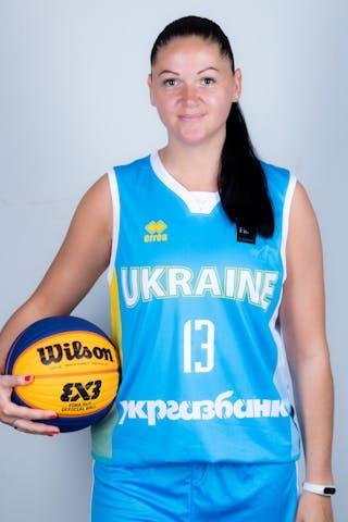 13 аnna Olkhovyk (UKR)