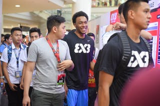 BTS for FIBA 3x3 2015 WT Manila